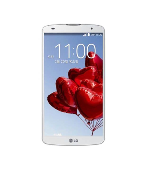 LG ( 16GB , 3 GB ) White