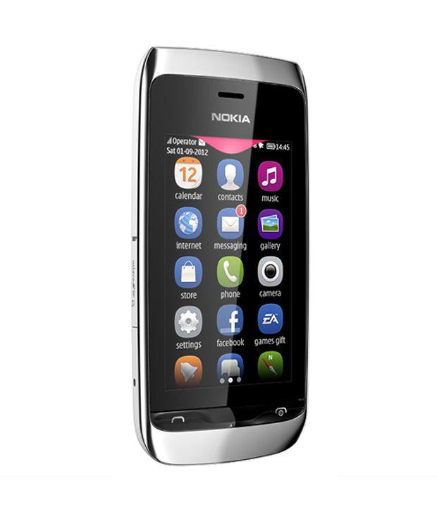 Nokia Asha 310 White