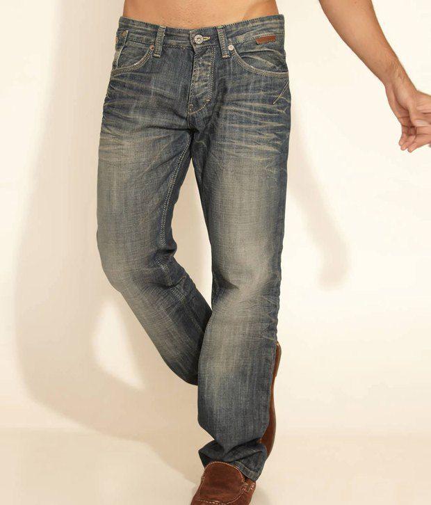 s oliver blue regular jeans buy s oliver blue regular jeans online at low price in india. Black Bedroom Furniture Sets. Home Design Ideas