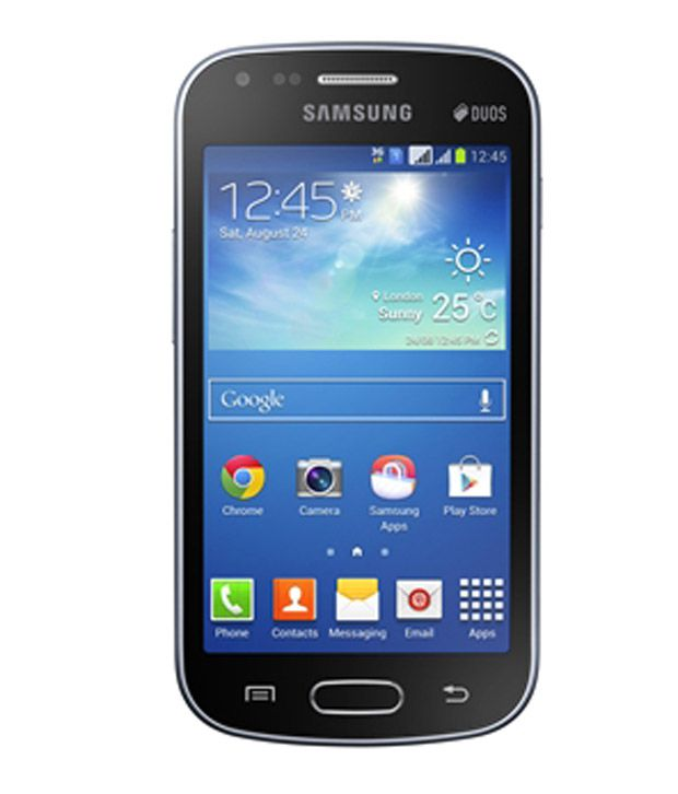 Samsung Galaxy S Duos 2 GT S7582 4 GB Black