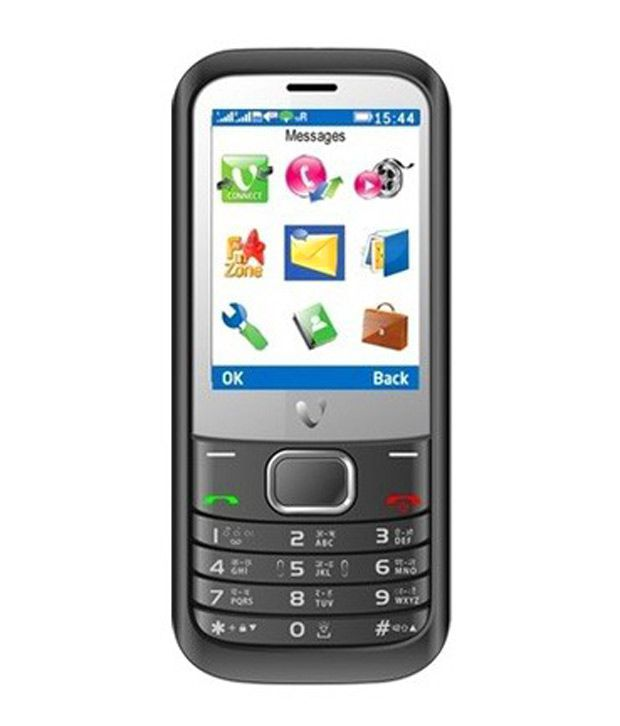 Videocon Dost V1534+ Dual SIM Mobile Phone Grey