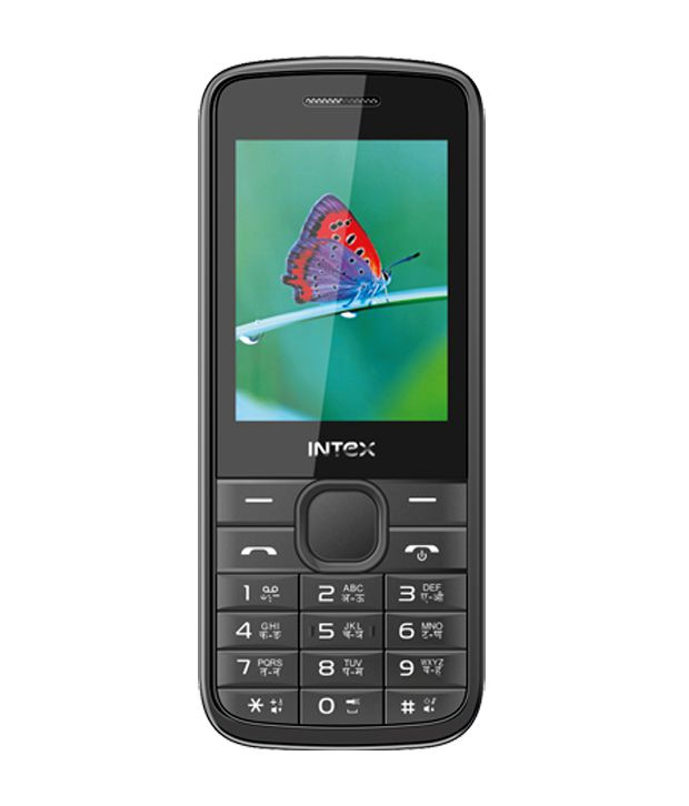 Intex Brave Lx Red Black