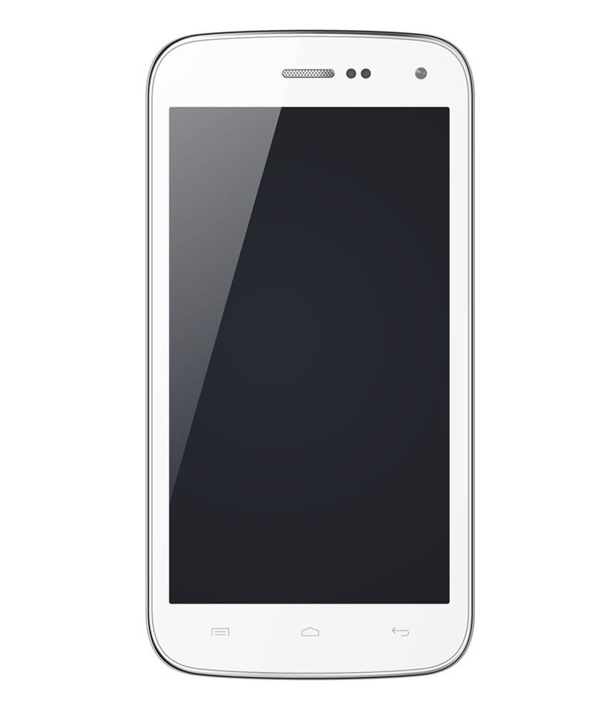 Micromax Bolt A068 White