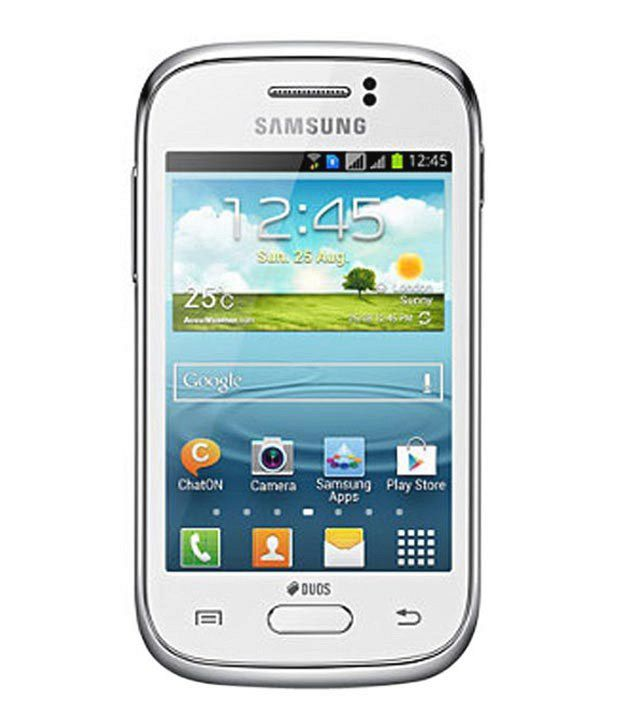 Samsung ( 4GB and Below , ) White