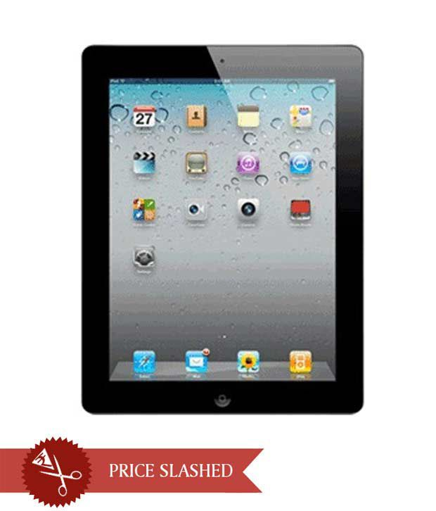 Apple IPAD-2 16GB WIFI-Black