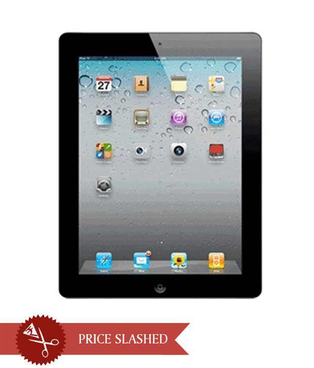 Apple IPAD-2 16GB WIFI-Black