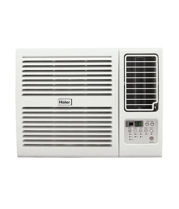 haier 1 5 ton 2 star hw 18l3h window air conditioner price in india buy haier 1 5 ton 2 star. Black Bedroom Furniture Sets. Home Design Ideas