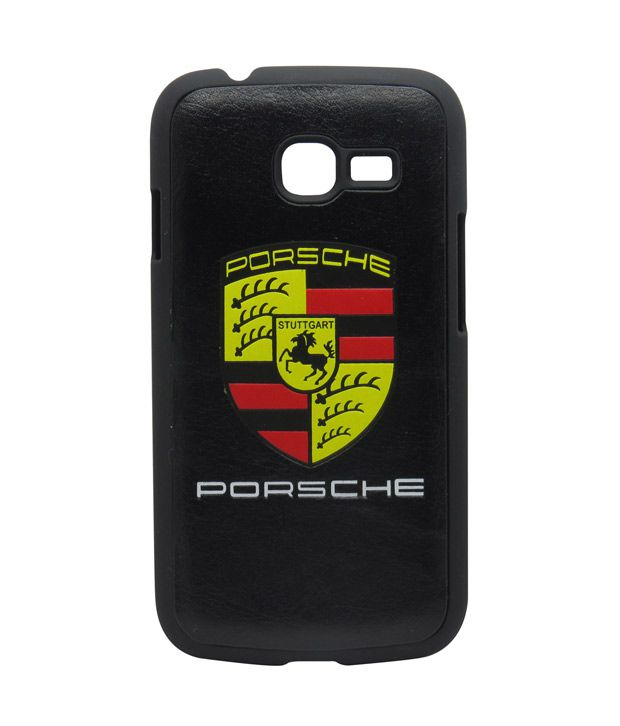 Snooky Back Cover For Samsung Galaxy Star Pro s7262 Black
