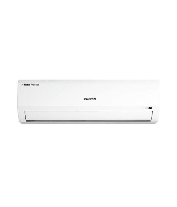 voltas 1 5 ton 5 star 185 cx split air conditioner price in india