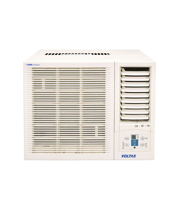 Voltas 1 ton 1 star 122 px window air conditioner price in for 1 ton window ac price list 2013
