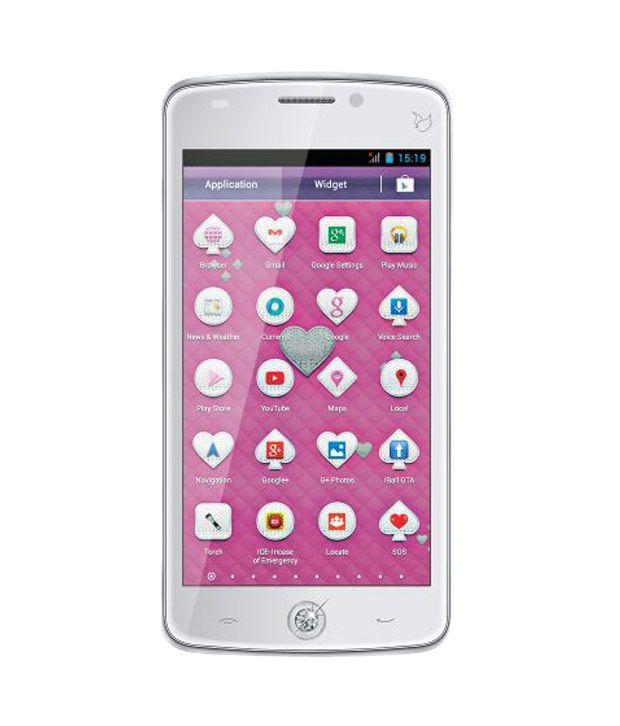 iBall Andi Uddaan 4GB Pink