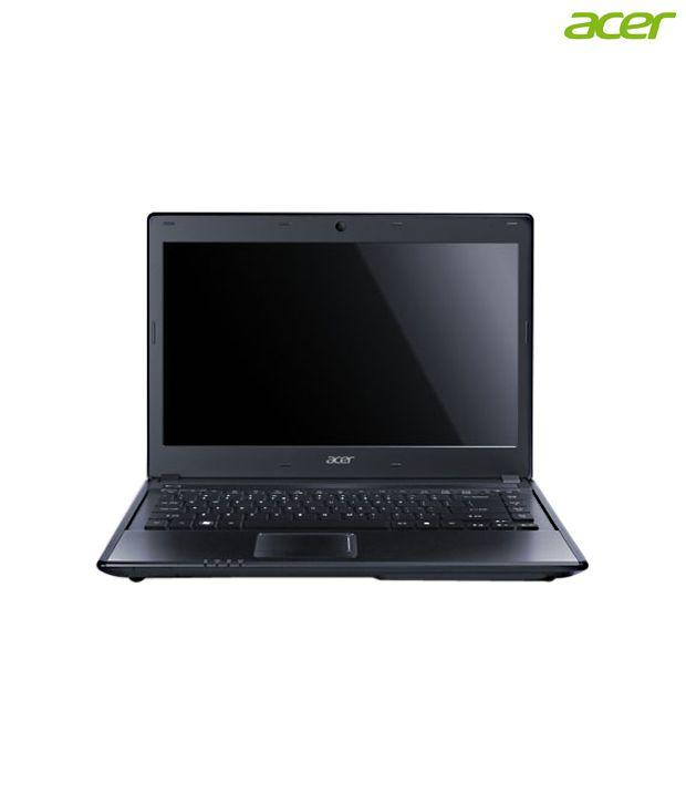 Acer Aspire 4752 Linux (Black)