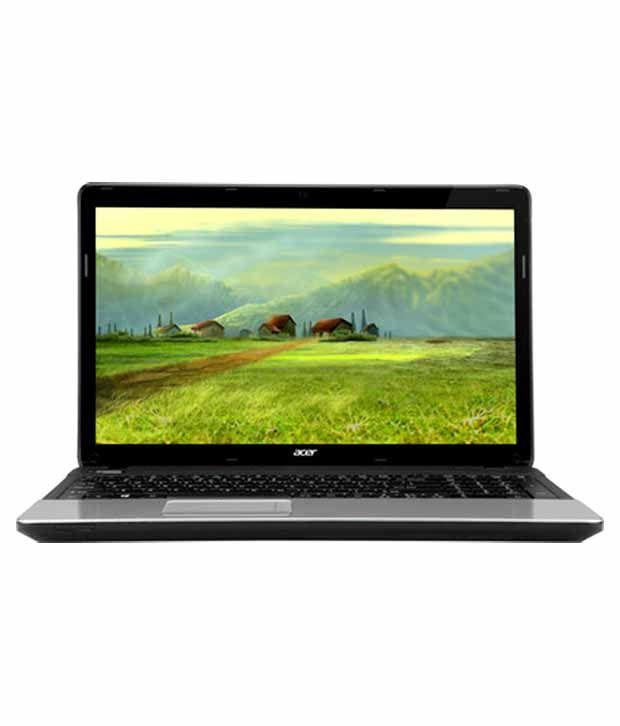 Acer Aspire E1-531 Laptop (Intel Celeron 1005M- 2GB RAM- 500GB HDD- 39.62cm (15.6)- Linux) (Black)