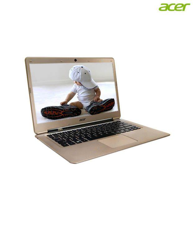 Acer Aspire S3 Ultrabook (3rd Gen Ci5/ 4GB/ 500GB/ Win7 HB) (NX.M1FSI.001)