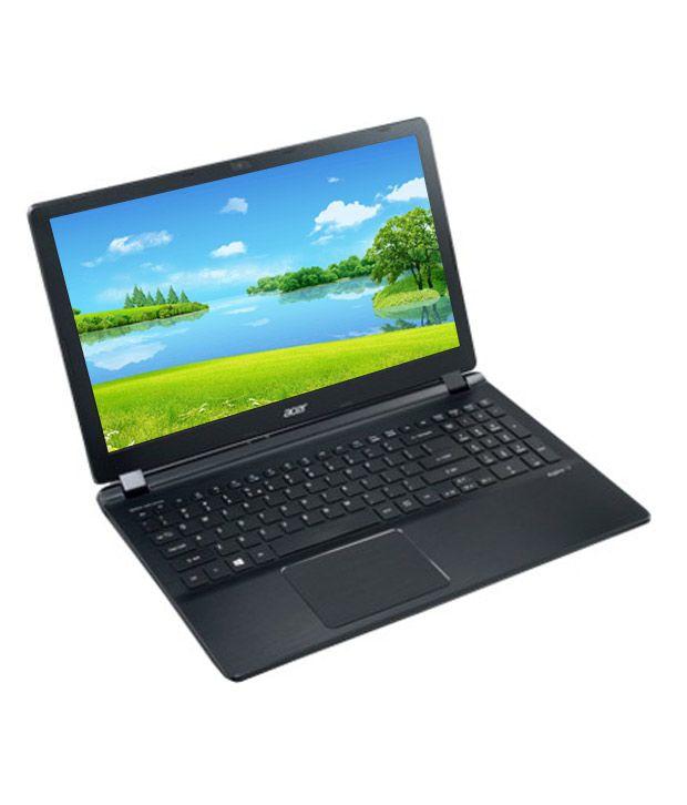 Acer V5-573G (NX.MCGSI.002) Laptop (4th GenCore i5- 4200U- 6GB RAM- 1TB HDD- 39.62cm (15.6)- Win 8- 2GB Nvidia Geforce GT720M Graphics) (Polar Black)