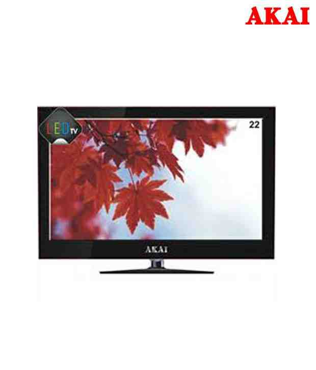 Akai 55.88 cm (22) HD LED TV LED22D04