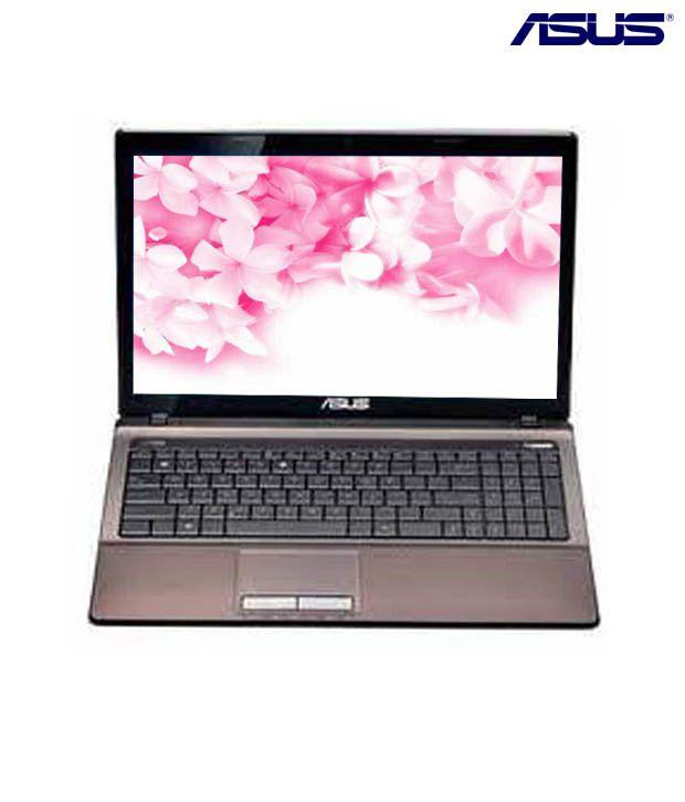 Asus K73SV-TY455D Laptop (Brown Aluminum)