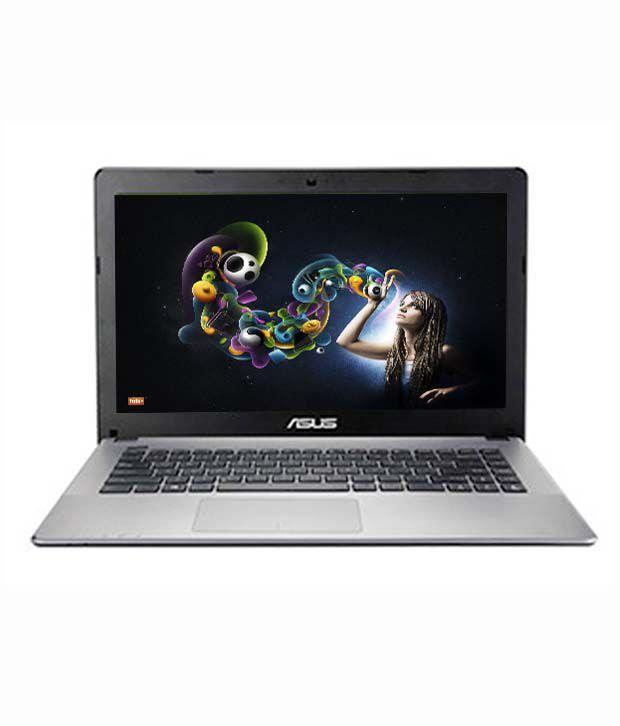 Asus X550CC-X0112H Laptop (3rd Gen Intel Core i7 3537M- 750GB HDD- 4GB RAM- 39.62cm (15.6)- Win8-2GB Graph) (Dark Grey)