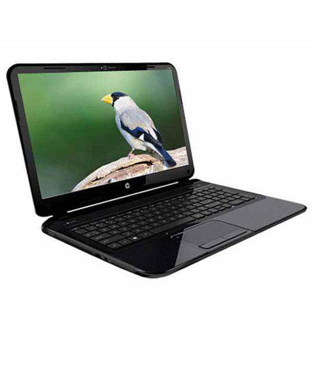 HP Pavilion 14-B104AU Sleekbook (APU Dual Core/ 2GB/ 500GB/ Win8) (Imprint - Sparkling Black)