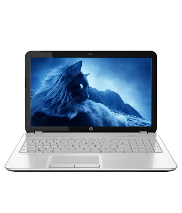 HP Pavilion 15-n013TX Laptop (4th GenCore i5-4200U- 4GB RAM- 1TB HDD- 39.62cm (15.6)- Win 8- 2GB NVIDIA GeForce GT 740M) (Imprint Pearl White with Micro Dot Pattern)