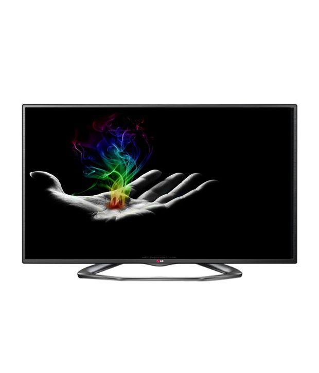 LG 47LA6910 119.38 cm (47) Ultra Slim Cinema 3D Smart Full HD LED Television