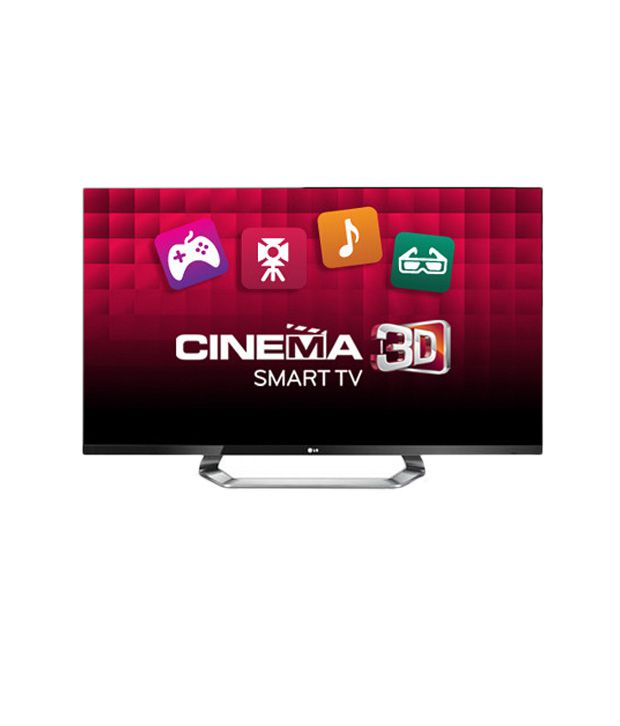 LG 55 inches LM7600 Cinema 3D Television