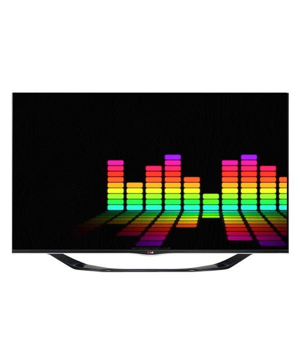 LG 55LA6910 139.7 cm (55) Ultra Slim 3D Smart Full HD LED Television