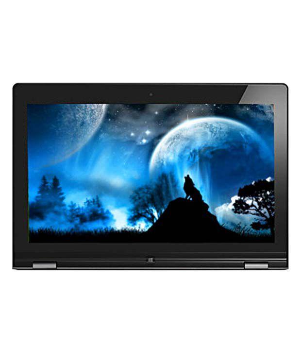 Lenovo Ideapad Yoga 13 Ultrabook (59-369597) (Intel Core i5 3337U- 4GB RAM- 128GB SSD- 33.78cm (13.3) Touch- Win8) (Silver Grey)