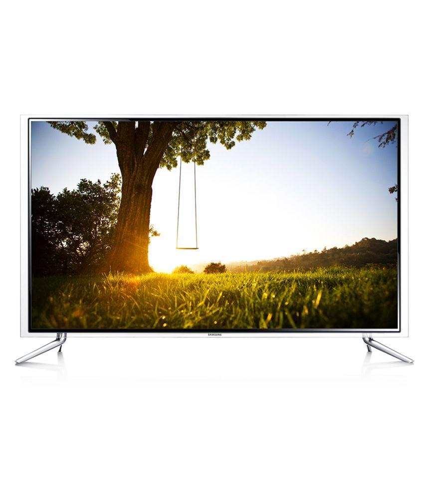 Samsung 50F6800 127 cm (50) 3D Smart Full HD Slim LED Television