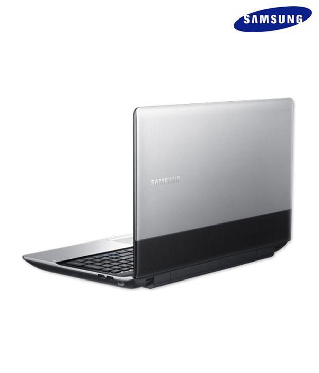Samsung NP300E5Z-S07IN Netbook (Silver-Black)