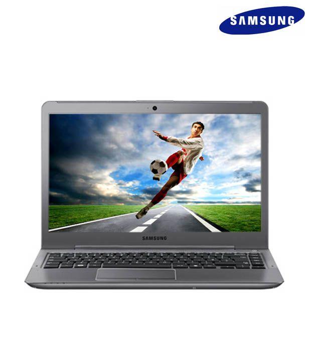 Samsung NP530U4B-S02IN Netbook (Silver)