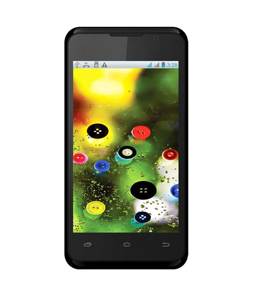 Intex Cloud Y11 (White) Mobile Phone