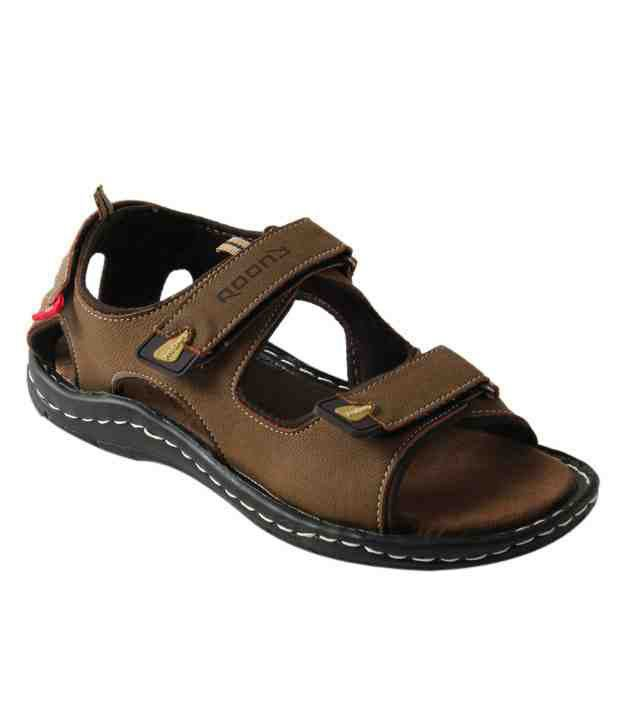 Roony Gusty Brown Sandals