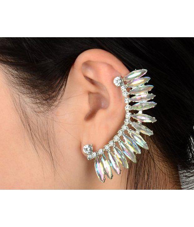 Crunchy Fashions Princess Affair Ear Cuff