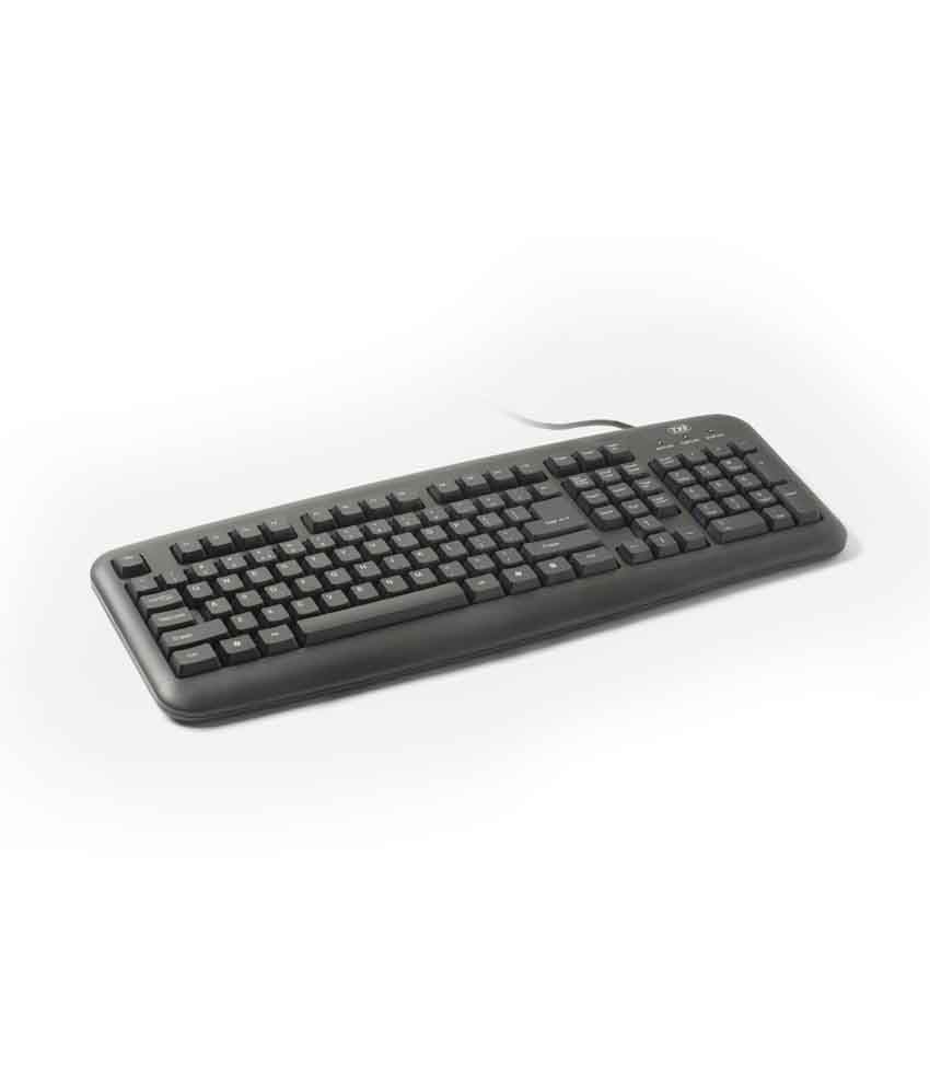 TVS Champ Keyboard USB With Wire - Buy TVS Champ Keyboard USB With ...