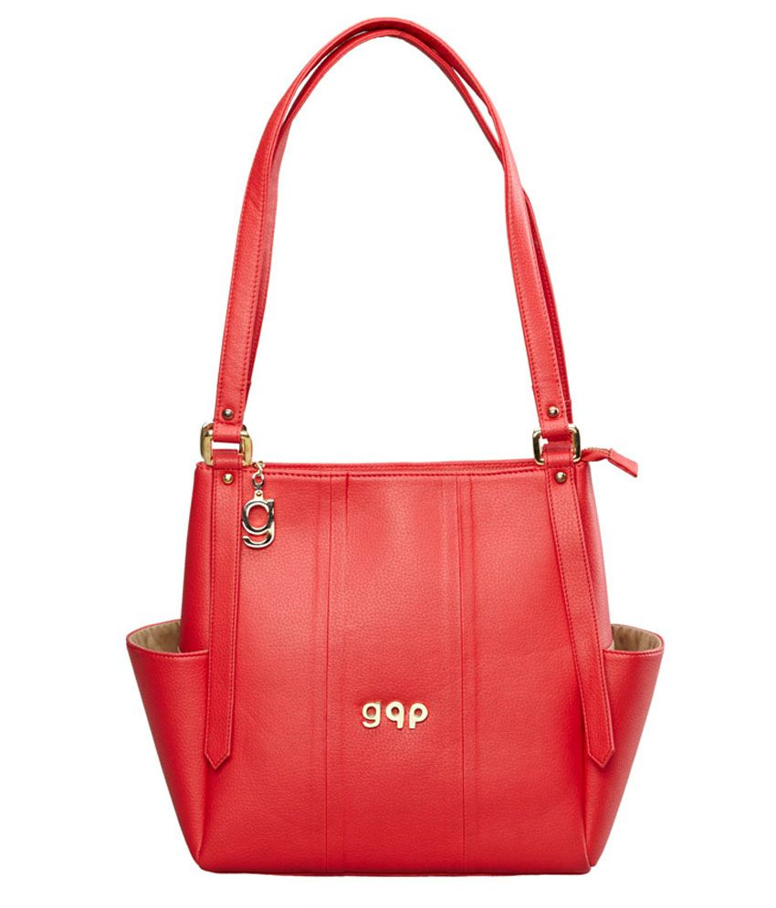 gqp Accessories TOW1015DYNS14RED Red Tote Bags