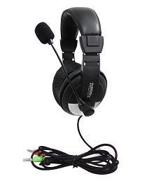 Zebronics Headphone W/Mic (H-100HM)