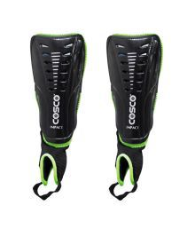 Cosco IMPACT Football Shin Guard (Pack of 2 pairs)