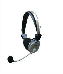 Zebronics ZEB-1000HMV Headphone Silver