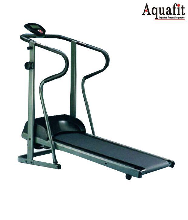 Cybex Treadmill Speed Calibration: AquaFit AQ999 Magnetic Heavy Belt Manual Treadmill(40 Cm X