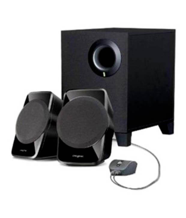 Creative SBS A120 2.1 Channel Multimedia Speaker