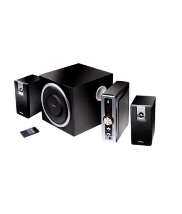 Buy Edifier C2 Plus 2 1 Speaker Online At Best Price In India
