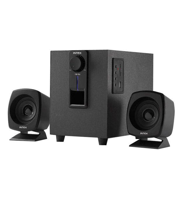 Intex 156 2.1  speaker
