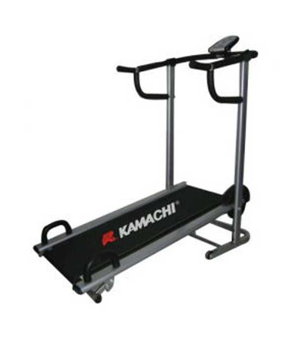 kamachi 2 in 1 manual treadmill buy online at best price on snapdeal rh snapdeal com Self-Propelled Treadmill Manual Treadmills for Seniors
