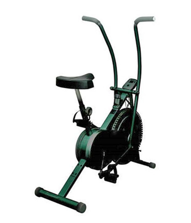 Home Exercise Equipment Price: Lifeline Air Bike 103 Exercise Cycle For Home Gym Use: Buy