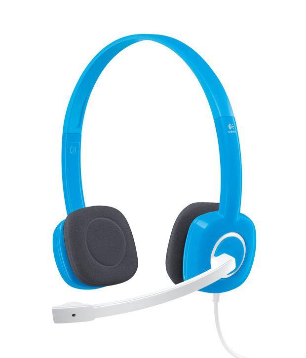 Logitech-Stereo-Headset-H150-Sky-Blue