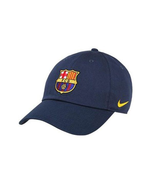 03a1455b83541 Nike Fc Barcelona Cap  Buy Online at Best Price on Snapdeal
