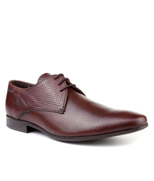 251ffc527cc Red Tape Brown Formal Shoes Price in India- Buy Red Tape Brown Formal Shoes  Online at Snapdeal