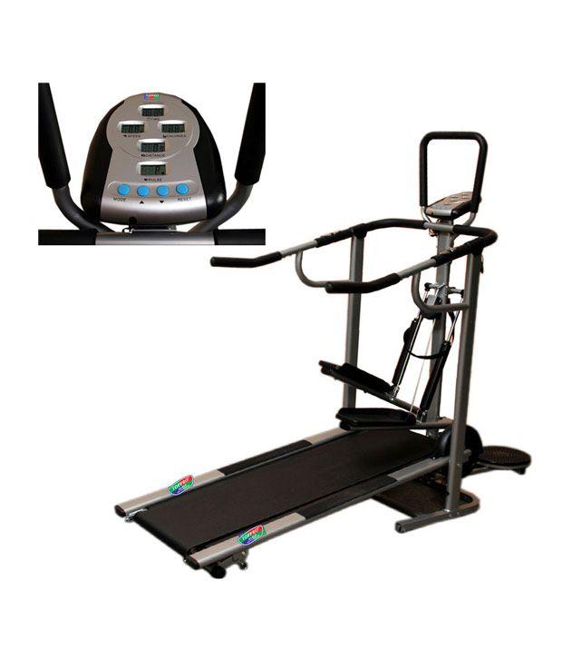 Cybex Treadmill Error 3: Toppro 4 In 1 Manual Treadmill Jogger: Buy Online At Best