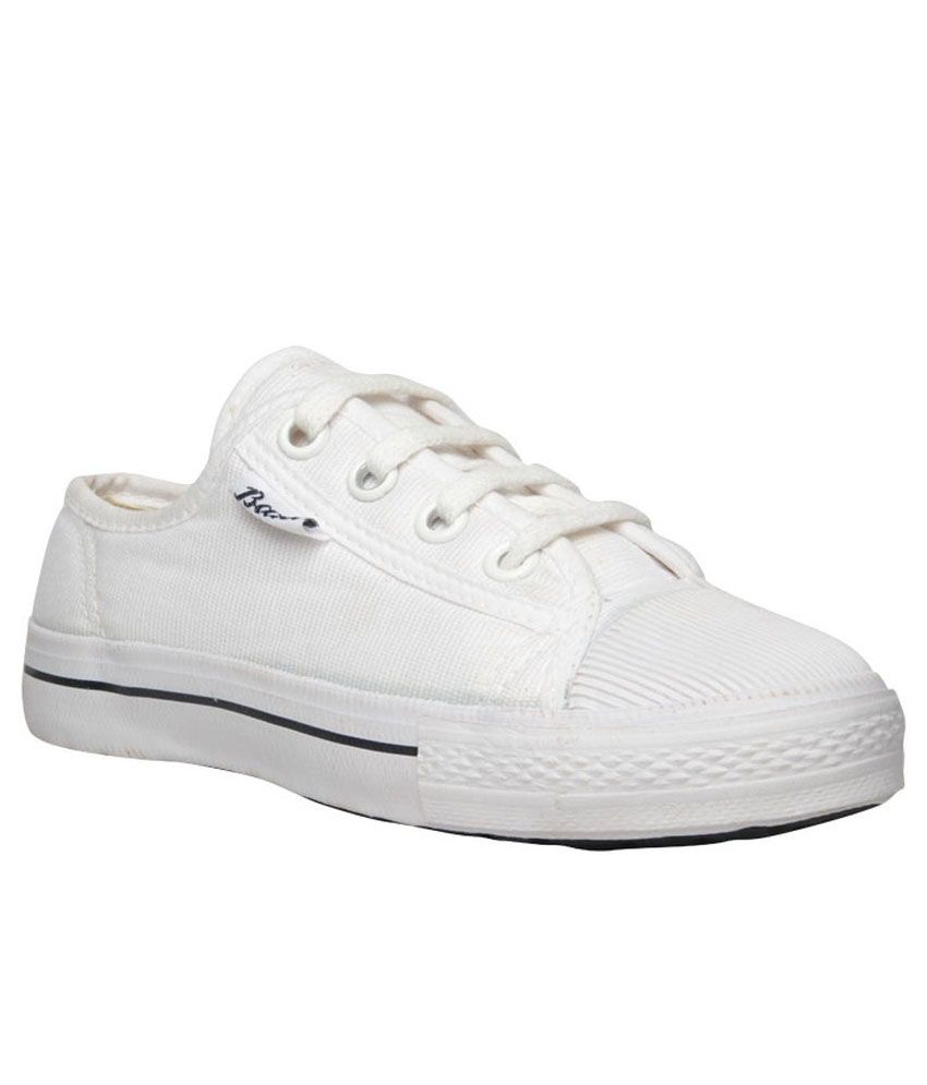 b09a54c1c8d93 Bata White School Shoes For Kids Price in India- Buy Bata White School Shoes  For Kids Online at Snapdeal